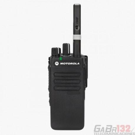 Portátil Motorola DEP550e VHF / UHF DIGITAL