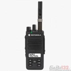 Portátil Motorola DEP570e VHF / UHF