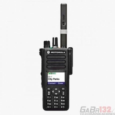 Portátil Motorola DGP5550e VHF / UHF