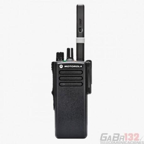 Portátil Motorola DGP8050e VHF / UHF