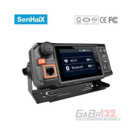 Radio IP con GPS SenHaix N60
