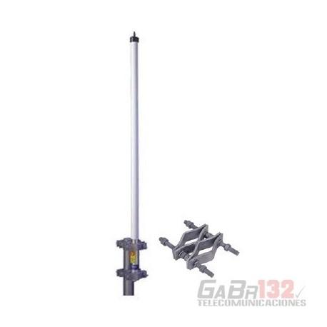 HUSTLER: Antena Base Serie HX6 VHF