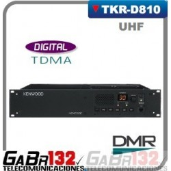 Repetidor Digital DMR Kenwood TKR-D810