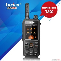 INRICO T320 Radio IP 3G 4G WiFi con GPS