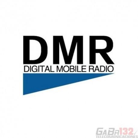 Licencia Digital DMR Motorola para DEP y DEM