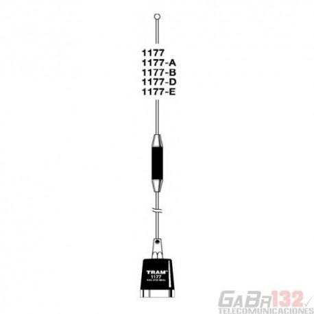 TRAM 1177: Antena Móvil UHF 5/8