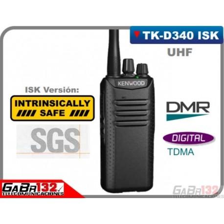 Portátil Kenwood TK-D340K UHF / DIGITAL DMR