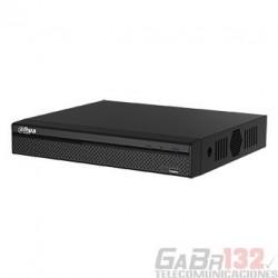 XVR Dahua 720P 4CH HDCVI +1IP 1HDD 1U