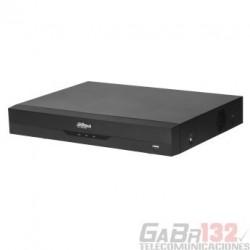 XVR Dahua 1080P WizSense 4CH HDCVI +2IP 1HDD IVS 1U H.265+