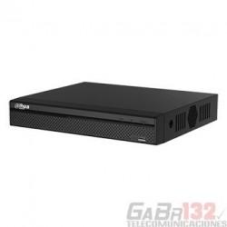 XVR Dahua 720P 8CH HDCVI +2IP 1HDD 1U H.265+