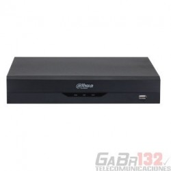 XVR Dahua 4K WizSense 4CH HDCVI +2IP 1HDD IVS 1U H.265+