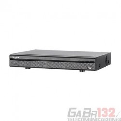 XVR Dahua 1080p 16CH HDCVI +8IP 1HDD H.265