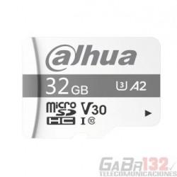 Memoria Micro SD 32 GB Dahua.