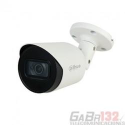 Cámara Dahua HDCVI bullet 4K 2.8mm IR30 IP67 sin audio