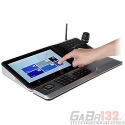 Teclado NKB5000 con teclado - RS232 - RS485 - 4 HDMI - 4K LCD Touch - WiFi Dahua.