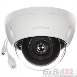 Cámara Dahua IP Domo 2MP 2.8mm IR30 PoE IP67 Starlight IK10 Dahua