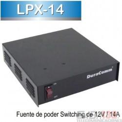 LPX-14 Fuente de Poder DURACOM