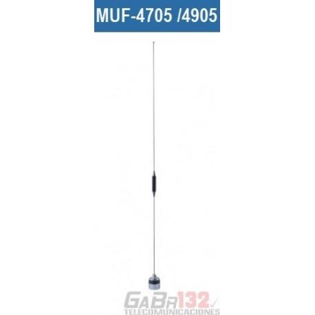 MUF-4705 Antena UHF Colineal doble ⅝ de onda