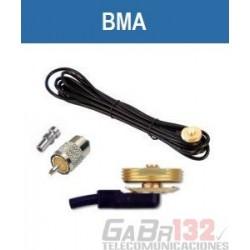 BMA Montaje tipo NMO 3/8 con PL-259