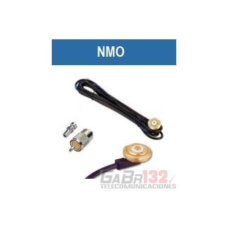 NMO Montaje tipo NMO 3/4 con PL-259