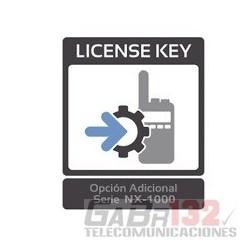 Licencia modo digital NXDN