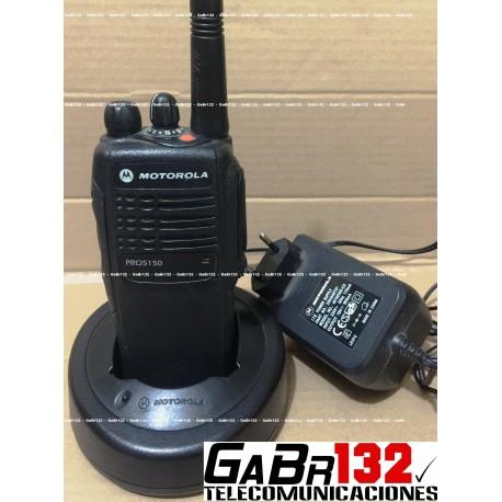 Motorola PRO5150 VHF de 4 Canales