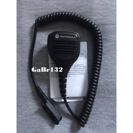 PMMN4075: Micrófono Parlante Motorola DEP550 y DEP570
