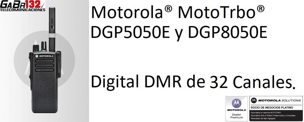 Portátil Motorola MotoTrbo