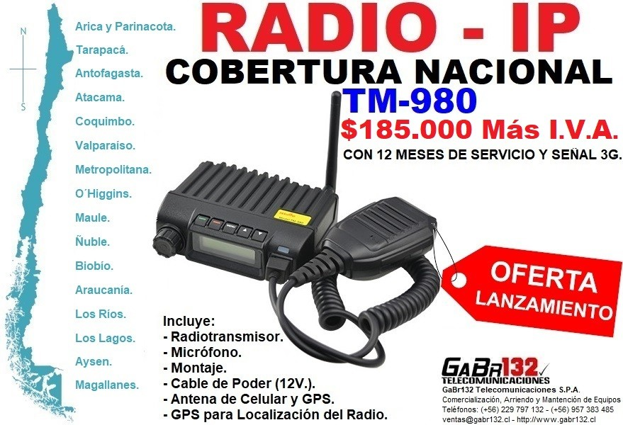 Tesunho TM-980