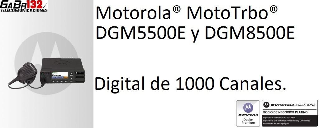 Móvil Motorola MotoTrbo